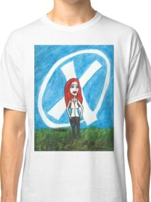 X - Marks The Scully Classic T-Shirt