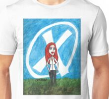 X - Marks The Scully Unisex T-Shirt