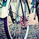 Wheel by Sharonroseart
