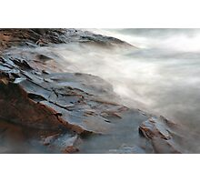 BEAUTY ODYSSEY OF LAKE SUPERIOR Photographic Print