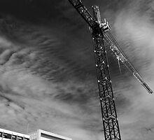 Skywards by Werner Padarin