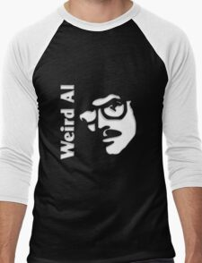 Weird Al Men's Baseball ¾ T-Shirt