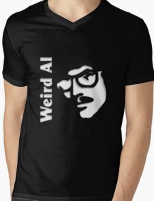 Weird Al Mens V-Neck T-Shirt