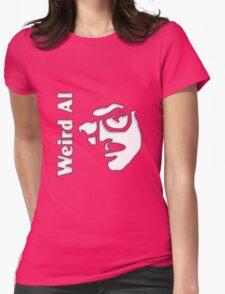 Weird Al Womens Fitted T-Shirt