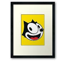 Felix The Cat !! Framed Print