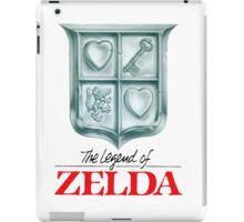 ZELDA NES Box cover Ver 2.0 iPad Case/Skin