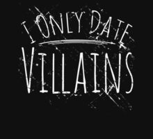 I only date villains #5 by FandomizedRose