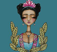 Frida's Dreams by kelly anne dalton