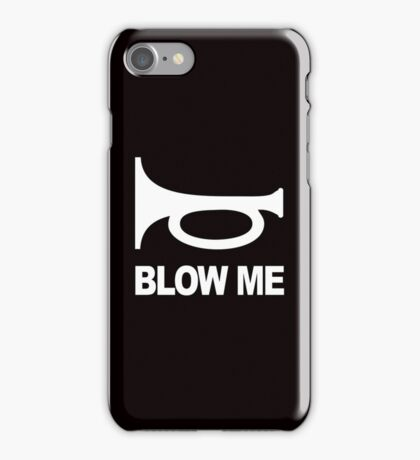 Blow Your Horn iPhone Case/Skin