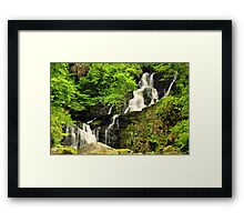 Torc waterfall. Framed Print