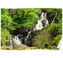 Torc waterfall. Poster