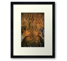 Holy Matrix Framed Print