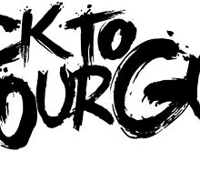 Stick To Your Guns Logo by savvylavely