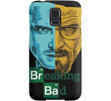 Two faces Samsung Galaxy Case/Skin