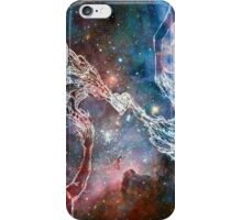 Caught In The Maelstrom iPhone Case/Skin