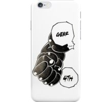 Gear 4th iPhone Case/Skin