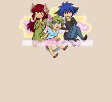 Nyan~ Neko Sugar Girls!!! Unisex T-Shirt