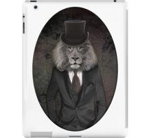 King of Gentleman iPad Case/Skin