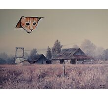 Eyes in the Sky Photographic Print