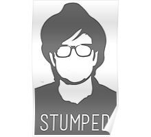 Stumped Poster