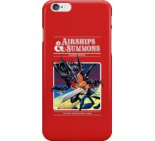 Airships & Summons iPhone Case/Skin