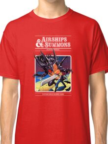 Airships & Summons Classic T-Shirt