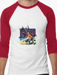 Airships & Summons Men's Baseball ¾ T-Shirt