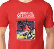 Airships & Summons Unisex T-Shirt