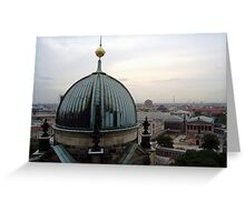 Dome Greeting Card