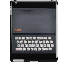 ZX81 top-down iPad Case/Skin
