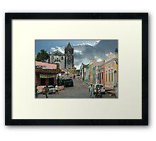 Olinda, Brazil Framed Print