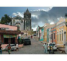 Olinda, Brazil Photographic Print