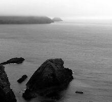 Misty Top by Paul Finnegan