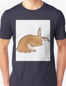 Watercolour Rabbit 1 Unisex T-Shirt