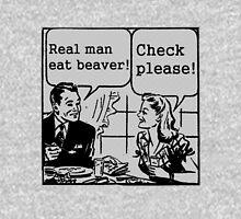 Eatin beaver Unisex T-Shirt