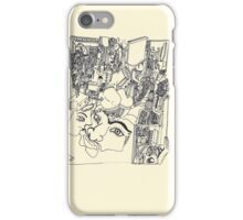Fragments d'arts #01 iPhone Case/Skin