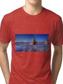 Remember When - HDR Tri-blend T-Shirt