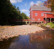 Balmoral Mill, Eastern Shore- Nova Scotia, Canada by Harv Churchill