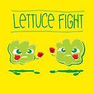 Lettuce Fight by MacacoMalandro