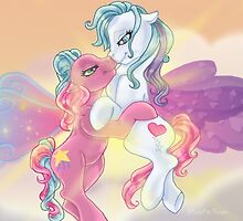 And we sigh, you and I, two for the sky by pinkieposh