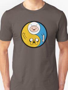 Jake & Finn Yin Yang T-Shirt