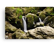 Torc waterfall. Canvas Print