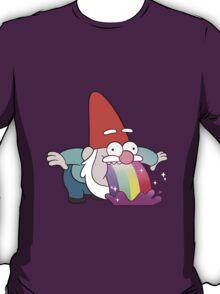 Rainbow Vomiting Gnome T-Shirt