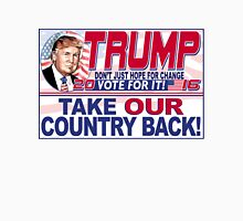 Take Our Country Back 2016 Donald Trump T-Shirt