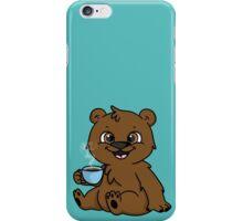 Coffee Bear  iPhone Case/Skin
