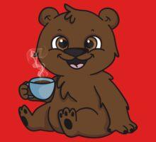 Coffee Bear  Kids Clothes