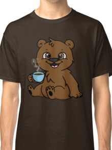 Coffee Bear  Classic T-Shirt