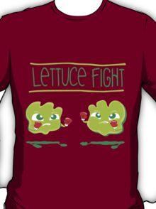 Lettuce Fight T-Shirt