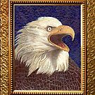 Bald Eagle by Jerry  Stith