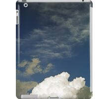 ©HCS The Big Cumulus And The Cirrus Mix IA. iPad Case/Skin